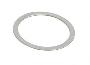 10mm de aço inoxidável Shim Spacer 0,1 / 0,2 / 0,3 (10pcs cada) - 3Racing SAKURA FF 2014