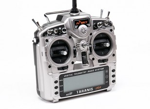FrSky 2.4GHz ACCST TARANIS X9D PLUS Sistema Digital Radio Telemetry (Modo 2)