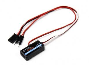 Turnigy TGY-CVT01 sensor de tensão