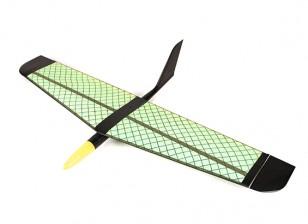 HobbyKing ™ Zulu Slope / Eléctrico Asa Composite 1.400 milímetros (ARF)