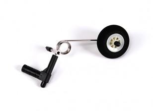 Hobbyking ™ Super-G Autogiro - Montagem roda de cauda