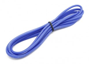 Turnigy alta qualidade 16AWG Silicone Fio 1m (azul)