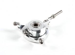 Assalto 450DFC TT & Belt helicóptero Flybarless 3D CNC metal Assembleia Swashplate
