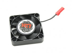 Selvagem Turbo Fan (WTF) Motor 40 milímetros Ultra High Speed ventoinha