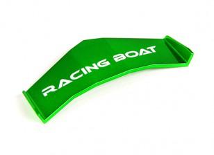 FT009 alta velocidade V-Hull Corrida de Barco 460 milímetros substituição Spoiler (verde)