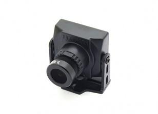 Fatshark 900TVL WDR FPV CCD Câmara com vara Controle Integrado (PAL)