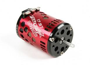 """TrackStar 17.5T """"Outlaw"""" Sensored Brushless Motor V2"""