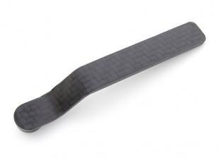 Fibra de Carbono Suporte de roda de cauda 20cc ~ 90x2.3x12mm 30cc