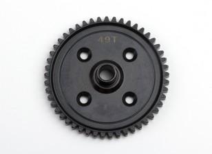 BSR Beserker 1/8 Truggy - Diff. Engrenagem de saída 49T 813.249