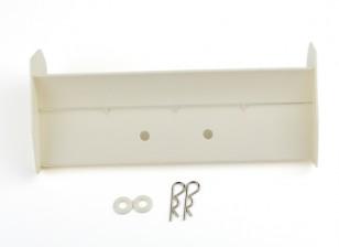 BSR Beserker 1/8 Truggy - asa traseira (branco) 816.803