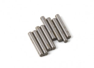 BSR Beserker 1/8 Truggy - 2.6x16.9mm PIN (8pcs) 952.617