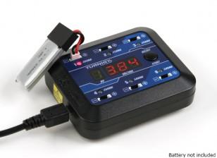 Turnigy Micro-6 Lipoly carregador de bateria