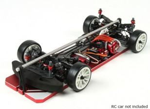 TrackStar rápido Tweak assassino de 1/10 Chassis