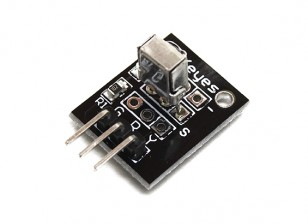 Keyes TSOP1838 Infra Red 37.9Khz receptor para Arduino