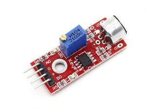 Keyes Microfone detecção de som Módulo Sensor de Arduino