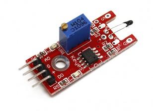 Keyes KY-028 Multifuncional Digital Módulo sensor de temperatura para Kingduino