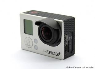 cobertura da lente da câmera para Go-pro herói 3/4