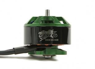 Multistar Elite 2308-1400 Multi-rotor do motor (CW / CCW)