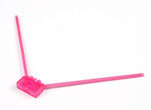 Turnigy 2.4G Antenna Mount de Racing Drones (rosa)