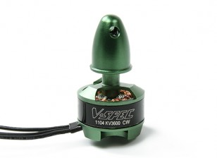 Multistar V-Spec 1104-3600KV Multi-rotor do motor (CW)