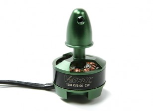 Multistar V-Spec 1304-3100KV Multi-rotor do motor (CW)