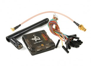 OpenPilot CC3D Revolution (Revo) 32bit F4 Based controlador de vôo w / Integrated 433Mhz Oplink