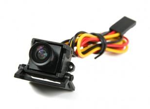 Tarot Mini FPV pequeno Ultra HD Camera 5-12V PAL padrão para todos os Multi-rotores TL250 e TL280