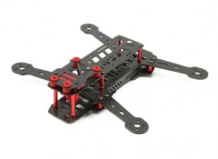 Kit Quadro DALRC DL215 FPV Corrida Quad