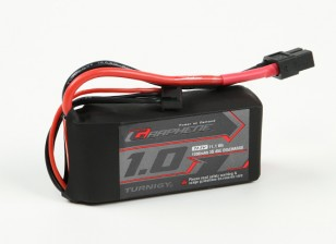 Turnigy Grafeno 1000mAh 3S 45C LiPo pacote w / XT60