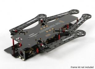 TBS Descoberta Upgrade - Carbon Fiber Folding (Altura versão standard) Braços