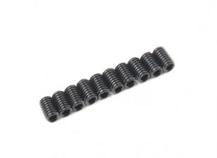 Metal Grub parafuso M3x5-10pcs / set