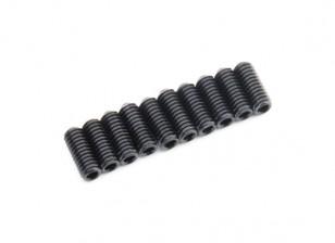 Metal Grub parafuso M4x10-10pcs / set
