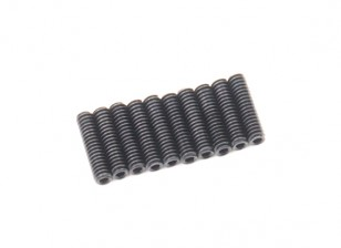 Metal Grub parafuso M2x8-10pcs / set