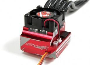 Trackstar sem escova Turbo 120A ESC V2
