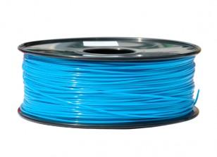 HobbyKing 3D Filament Printer 1,75 milímetros PLA 1KG Spool (Aqua)