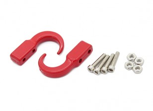 1/10 Escala Winch Hook - Grande