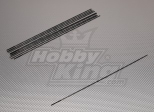Metal impulso Rods M2.2xL300 (10pcs / set)