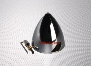 Alumínio Prop Spinner 102 milímetros de diâmetro / 4.0inch