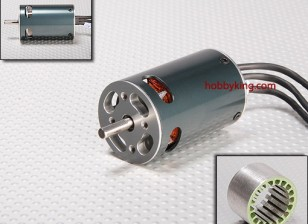 Turnigy 380L V-Spec Inrunner w / 2600kv Impulsor