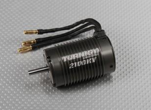 Turnigy 1 / 8th escala de 4 Pole Brushless Motor - 2100KV