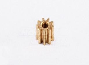Substituição Pinhão 1,5 milímetros - 9T / 0,4M