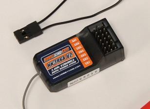 Passatempo Rei 2.4Ghz receptor 6Ch V2