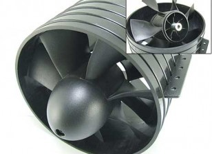 EDF Ducted Fan Unit 7Blade 5inch 127 milímetros