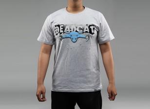 HobbyKing Vestuário DeadCat camisa de algodão (grande)