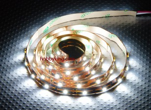 Turnigy High Density R / C LED flexível Strip-White (1mtr)