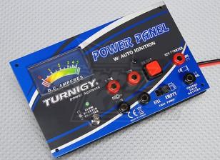 MkII Painel Turnigy energia com Amp Medidor & carregador brilho remoto