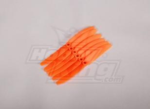 GWS Estilo hélice 4.5x3 Orange (CCW) (6pcs)