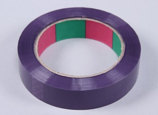 Tape asa 45mic x 24 mm x 100 m (Estreito - roxo)
