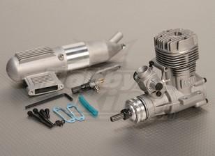 ASP S52A brilho motor de dois cursos w / Remote Agulha Válvula HS