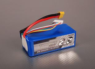 Turnigy 2200mAh 6S 40C Lipo pacote